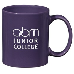 View a larger, more detailed picture of the Ceramic Mug - Colors - 11 oz 