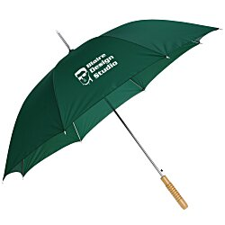 View a larger, more detailed picture of the Auto Open Sport Umbrella - 48