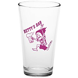 View a larger, more detailed picture of the Brew Pub Glass - 16 oz