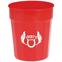 View a larger, more detailed picture of the Stadium Cup - 24 oz - Fluted