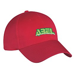 View a larger, more detailed picture of the Price-Buster 6-Panel Cap - Emb