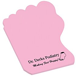 View a larger, more detailed picture of the Post-it&reg Custom Notes - Foot - 25 Sheet