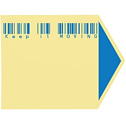 View a larger, more detailed picture of the Post-it&reg Custom Notes - Arrow - 25 Sheet