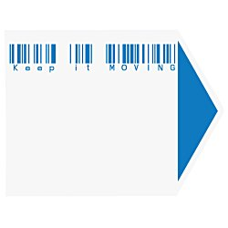 View a larger, more detailed picture of the Post-it&reg Custom Notes - Arrow - 50 Sheet