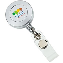 View a larger, more detailed picture of the Retractable Badge Holder - Slip Clip