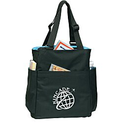 View a larger, more detailed picture of the Quad Access Tote