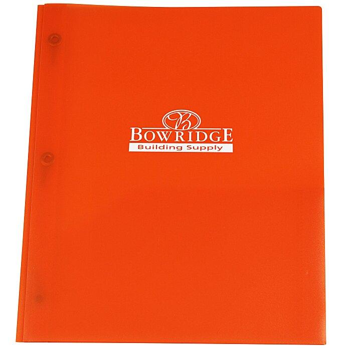 Stationery | Presentation Folders | 3 Prong Twin Pocket ...