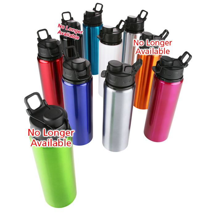 bottle sport surge aluminum h2go oz 4imprint personalized