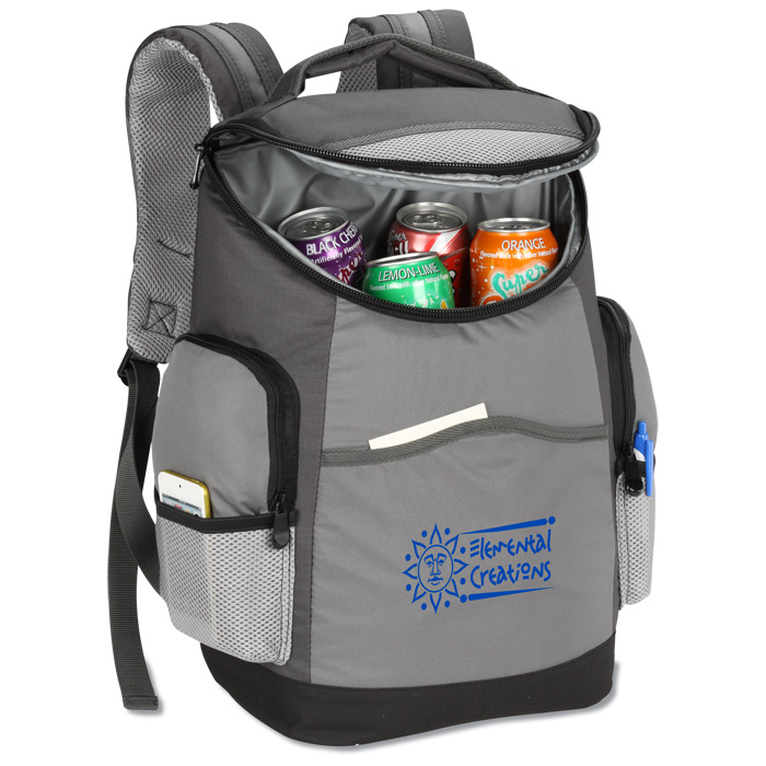 Medium Ultimate Backpack Cooler Item No 119128 From