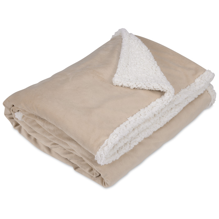 Field Co Cambridge Sherpa Blanket Item No 126024 From