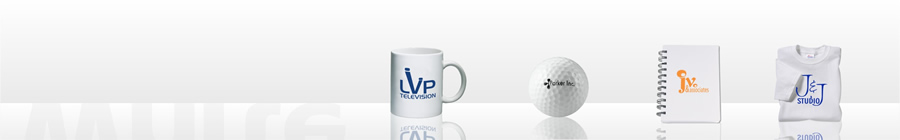 White Promotional Products