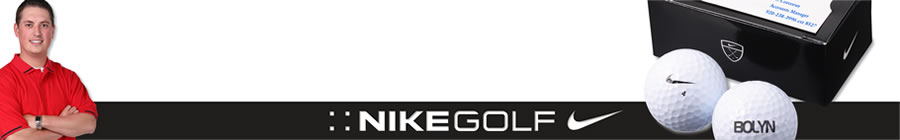 Nike Golf Promotional Items