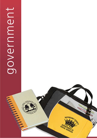 Promotional Products for Government