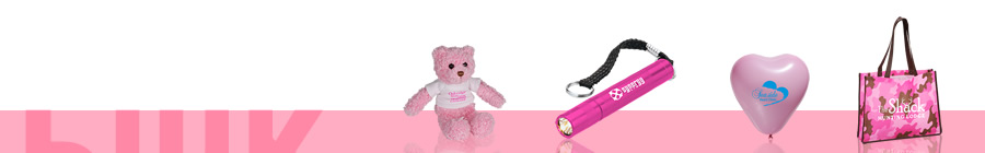Pink Promotional Products