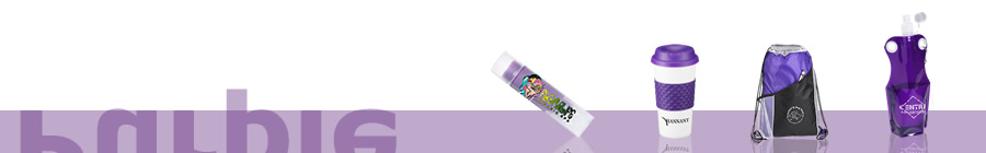 Purple Promotional Products