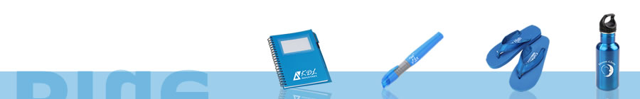 Blue Promotional Products